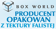 BOX WORLD PRODUCENT OPAKOWAŃ Z TEKTURY FALISTEJ