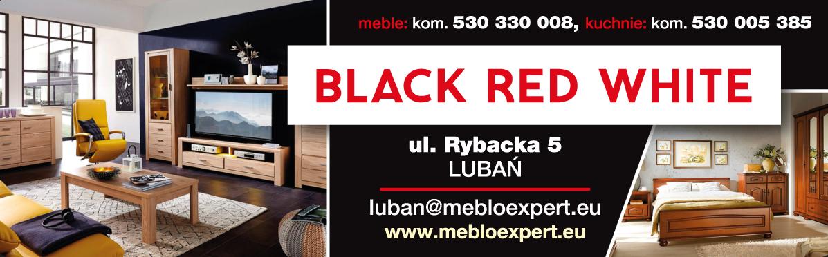 Black Red White Lubań Meble Akcesoria I Dekoracje