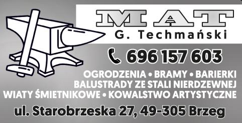 af7b4c17247f3 MAT G.Techmański Brzeg-OGRODZENIA