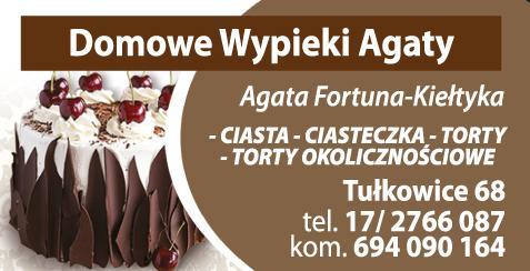 Domowe Wypieki Agaty Tulkowice P Strzyzowski Ciasta Ciasteczka