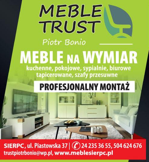 Meble Trust Piotr Bonio Sierpc Meble Na Wymiar